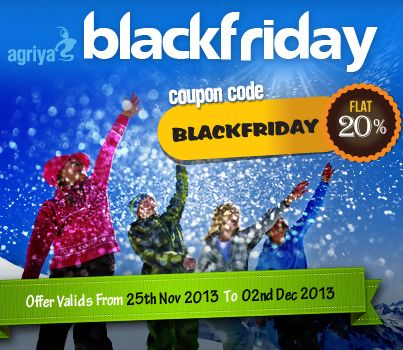 Enjoy the thanks giving week with exciting black Friday offers. Agriya has a thrilling black Friday deals for you. Check out right now.  http://agriya.com/products?utm_source=agriya&utm_medium=pinterest&utm_campaign=27.11.2013