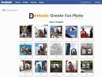 Deefunia| Fun photo Making site