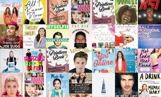 Reading Retreat: So, Whats With All The Youtuber Books?