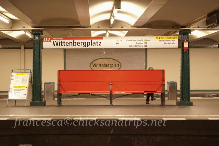 Metro UBahn Berlino