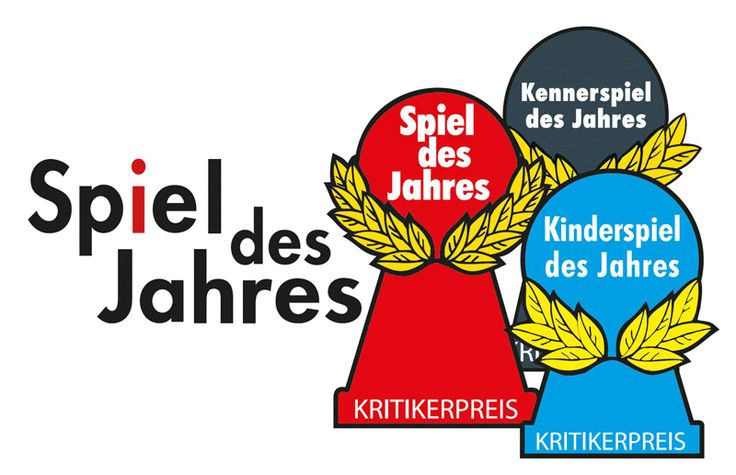 Spiel des Jahres (game of the year) is awarded to an outstanding board game released in Germany every year. If you are looking for high quality and great playability, check out these games.