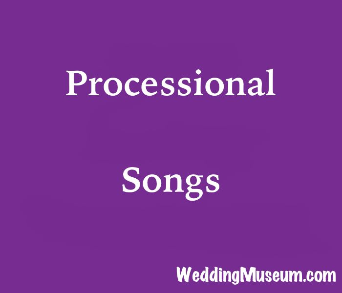 List Of Good Wedding Reception Songs: 25+ Best Ideas About Processional Songs On Pinterest