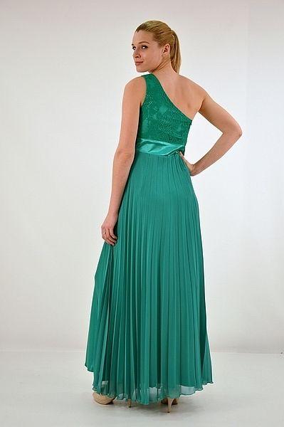 Φόρεμα μακρύ, αμπίρ κόψιμο