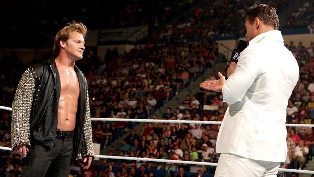 WWE Raw the #Miz and #ChrisJericho return