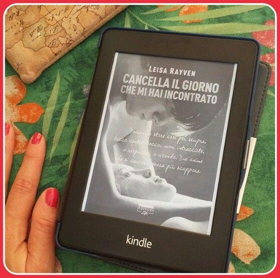 """#book #romance  #leisarayven  <<Cancella il giorno che mi hai incontrato>>  """"Ti ho amato dal primo momento in cui ho posato gli occhi su di te. Ho sempre pensato che il colpo di fulmine fosse una cazzata. Eppure con te è successo. """""""