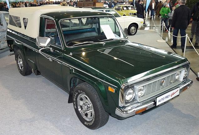 1974 Mazda REPU (Rotary Pickup)