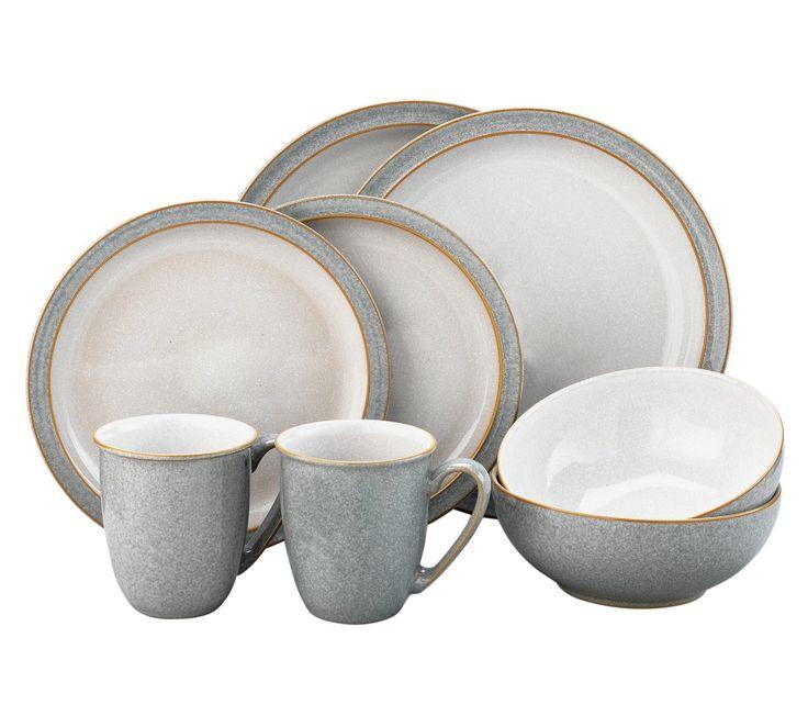 dinnerware sets online uk. buy denby elements 8 piece stoneware dinner set at argos.co.uk, visit dinnerware sets online uk