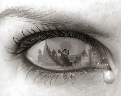 Tearful Encounter  by Thomas Barbey. S)