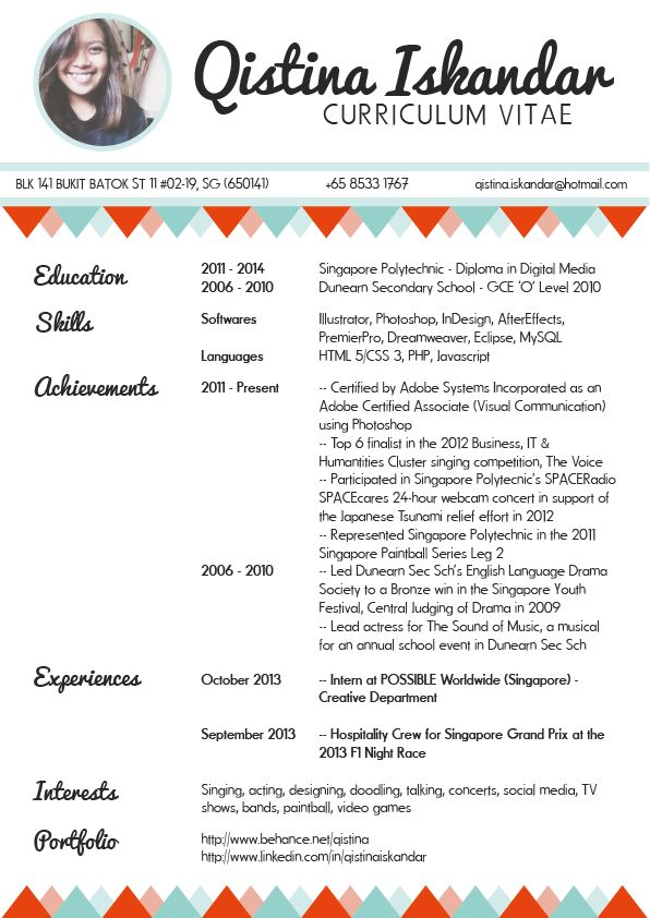9 best Curriculum Vitae images on Pinterest Creative resume - europass curriculum vitae