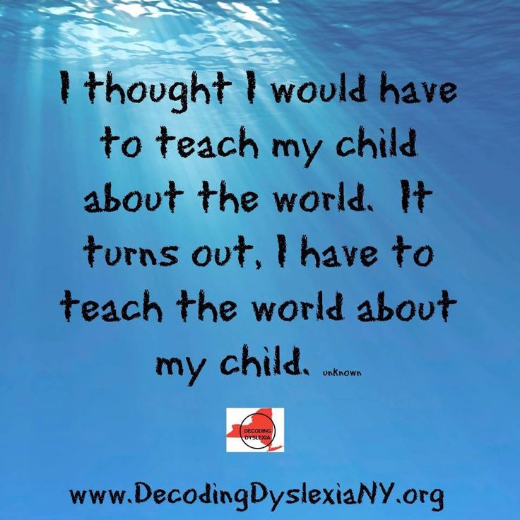 Parents must become experts in dyslexia, and then educate their child's teachers.  A great way to start is to watch my free on-line dyslexia video:  http:www.dys-add.com/videos/dyslexiaSymptomsSolutions_Part01.html