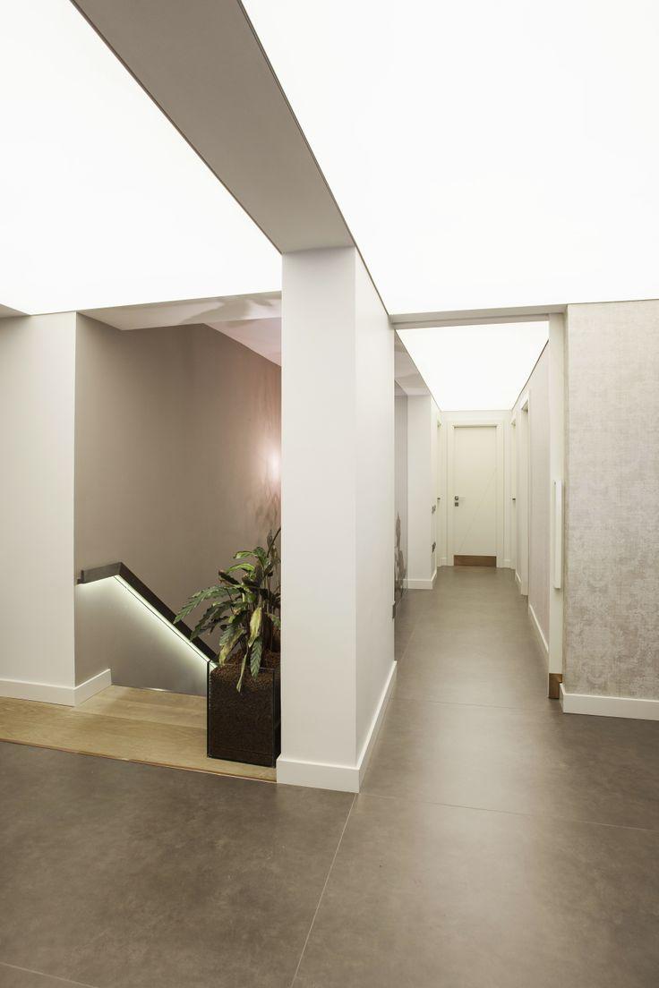 Hall, Barrisol Ceiling