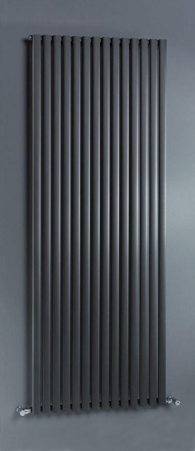 Ellis aluminium radiator - designed and made in Italy.