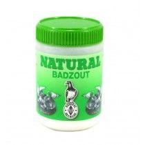 BADZOUT [BATH SALTS] 650 g (Natural Granen) for Racing Pigeons. Pigeon supplements. Pigeon Vitamins.
