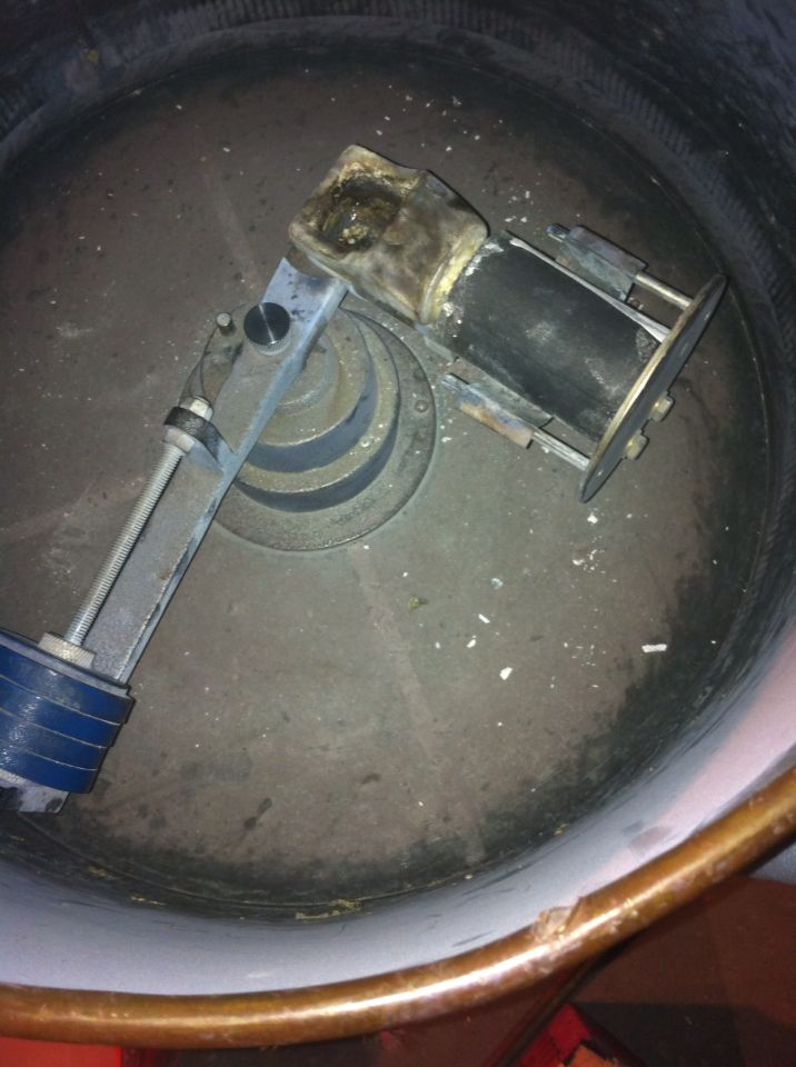 centrifugal jewelry machine