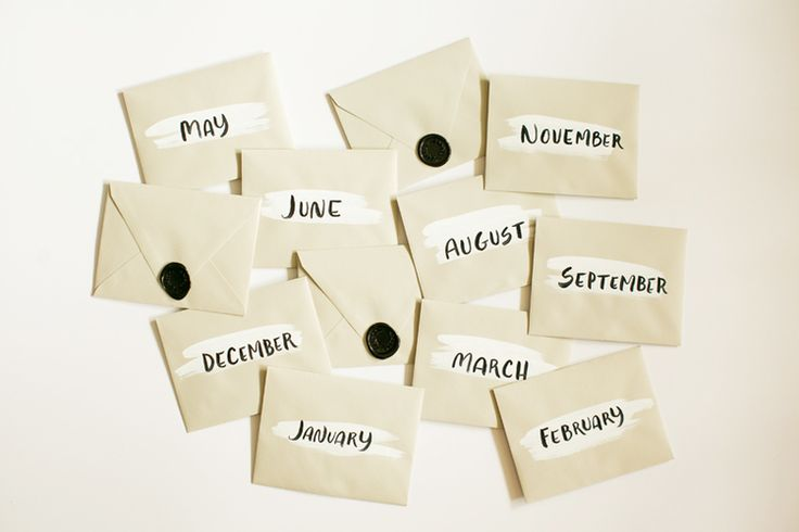 How To: Plan a Year of Dates — The Weekend Type