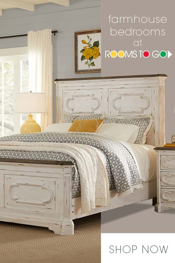 Farmhouse Bedroom Rooms To Go Bedroom Furniture Rooms To Go