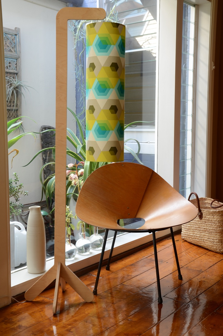 Westbury Modern, Custom Made Arch Floor base, With Prints Charming Fabric.