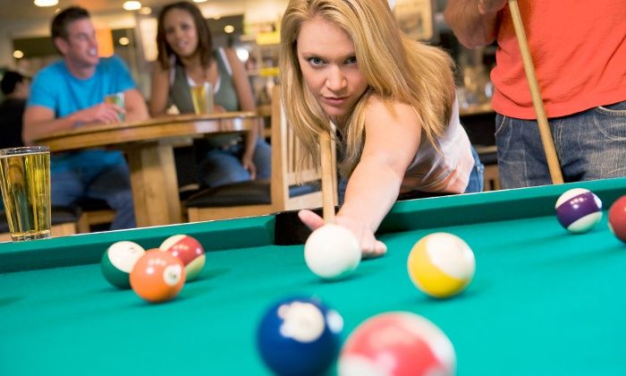 Pool, Ping-Pong, Cocktails - Eastside Billiards & Bar | Groupon