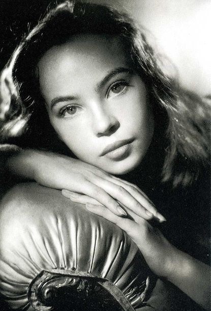 """""""The most important thing is to remain active & to love what u are doing"""" Leslie Caron"""