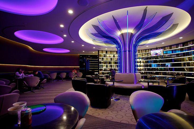 EVA_Air The_Infinity_Lounge(長榮航空貴賓室) - Taiwan_Taoyuan_International_Airport(TPE 臺灣桃園國際機場) - also: http://www.evaair.com/en-us/managing-your-trip/airport-and-transportation/lounges/taiwan-taoyuan-international-airport/