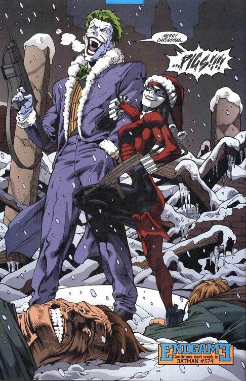 christmas joker