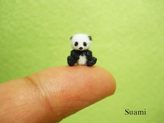 miniature crochet animals16