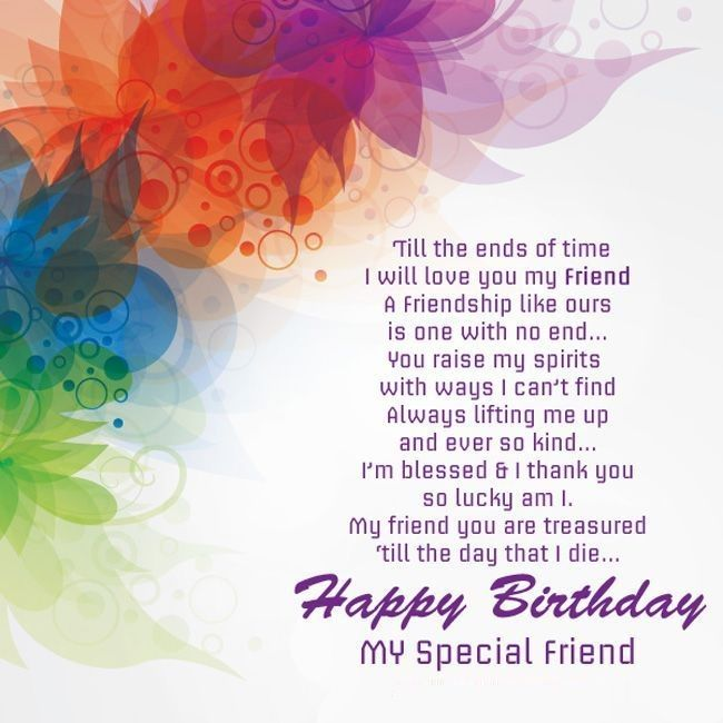 25 unique Best friend birthday message ideas – Friend Birthday Card Messages