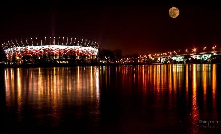 #Warsaw Stadium #Euro2012 | Source: Warszawa Nieznana
