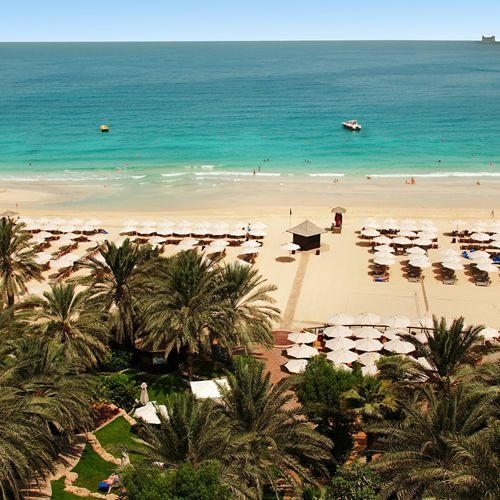 The Hilton Dubai Jumeirah Beach Resort offers a tantastic range of leisure facilities, dining options and accommodation all located on the golden sands of Jumeirah Beach.