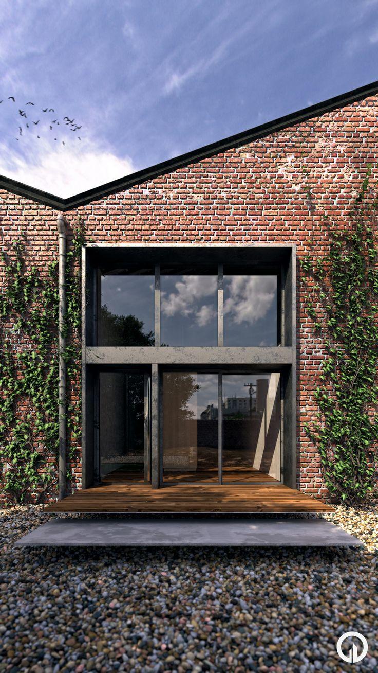 XYZ Palo Alto Restaurant // Final Project in Infoarchitecture 3D by ArQ3d // www.arq3d.net
