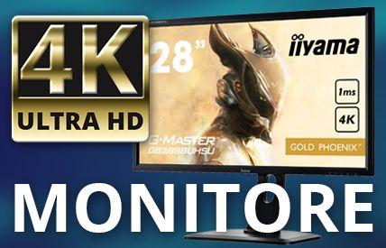 Was ist ein 4K-Monitor? Wozu braucht man 4K? Wie schließt man 4K/UHD-Monitore an? Und was sind die besten 4K-Modelle? Hier gibt's die Infos!
