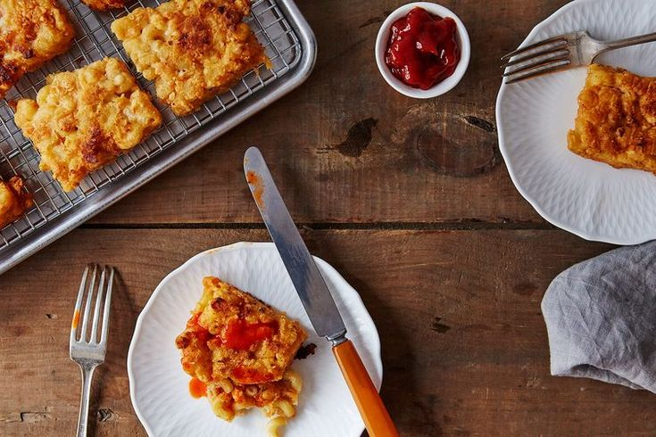 Chicken-Fried Macaroni and Cheese recipe on Food52
