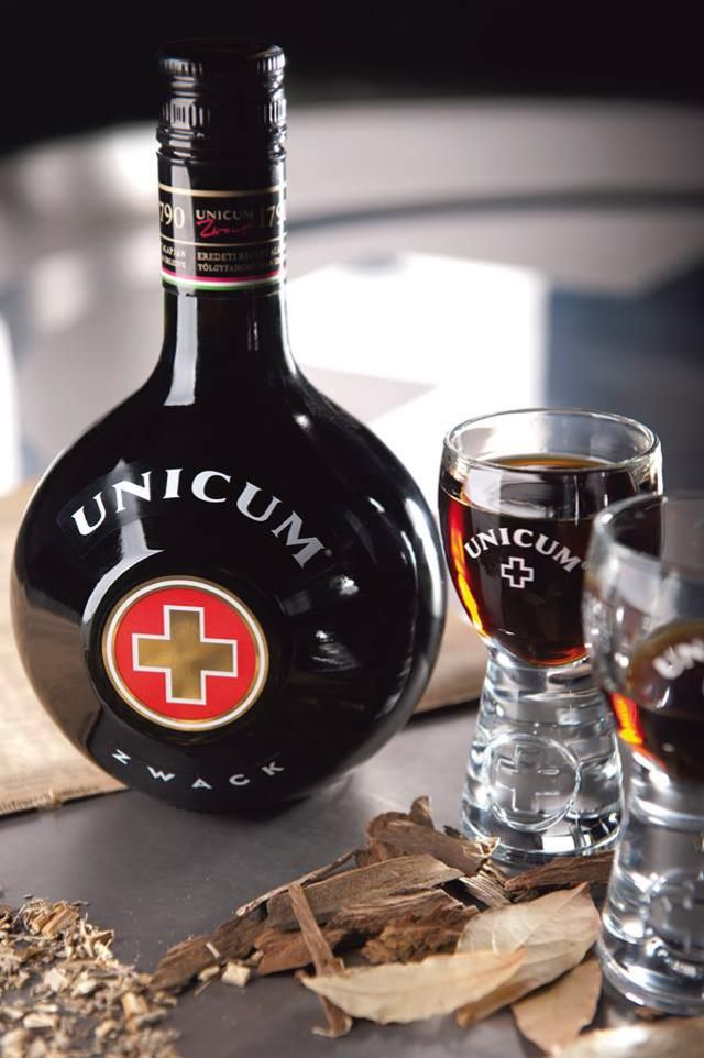 Liqueurs from the House of Zwack