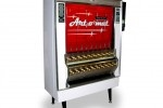 Art-O-Mat: Vintage Cigarette Vending Machines Recycled to Dispense Art Instead of Cancer | Inhabitat - Sustainable Design Innovation, Eco Architecture, Green Building