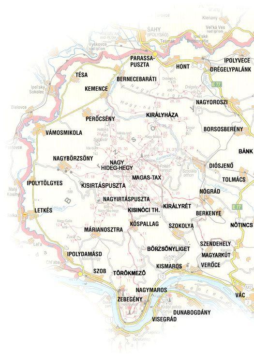 Szállások a Börzsönyben - Szállások - szállások, programok, információk - Börzsöny.hu
