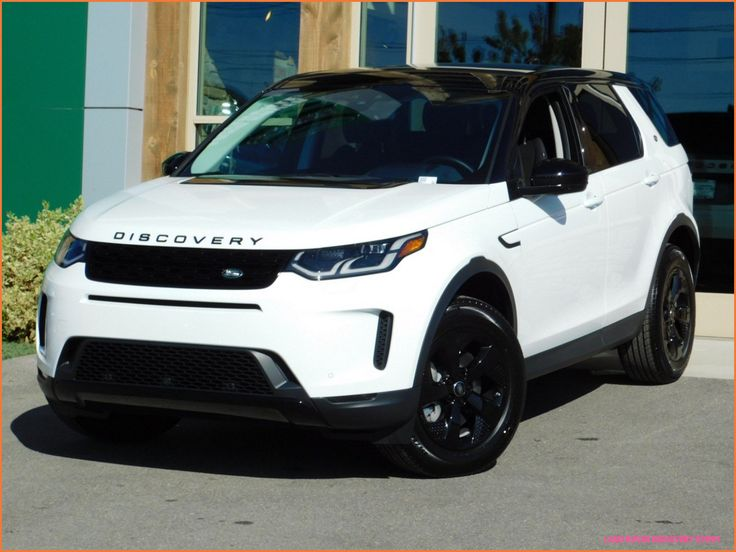 Land Rover Discovery Sport Is So Famous But Why? land
