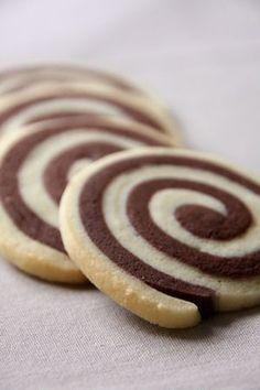 bredele spirale, Beau à la louche, beaucoup plus simples qu'il n'y parait!