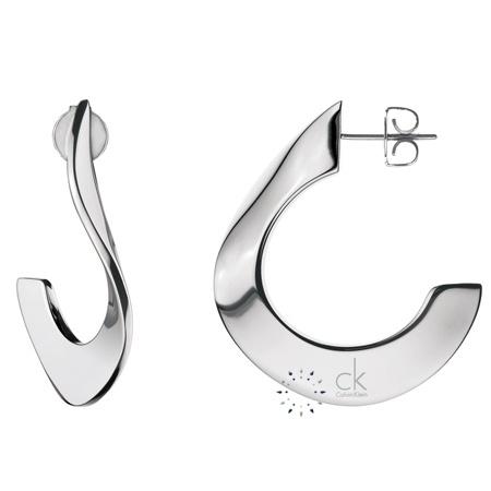 Σκουλαρίκια από ανοξείδωτο ατσάλι της Calvin Klein  Τιμή: 77€  http://www.kosmima.gr/product_info.php?products_id=18532