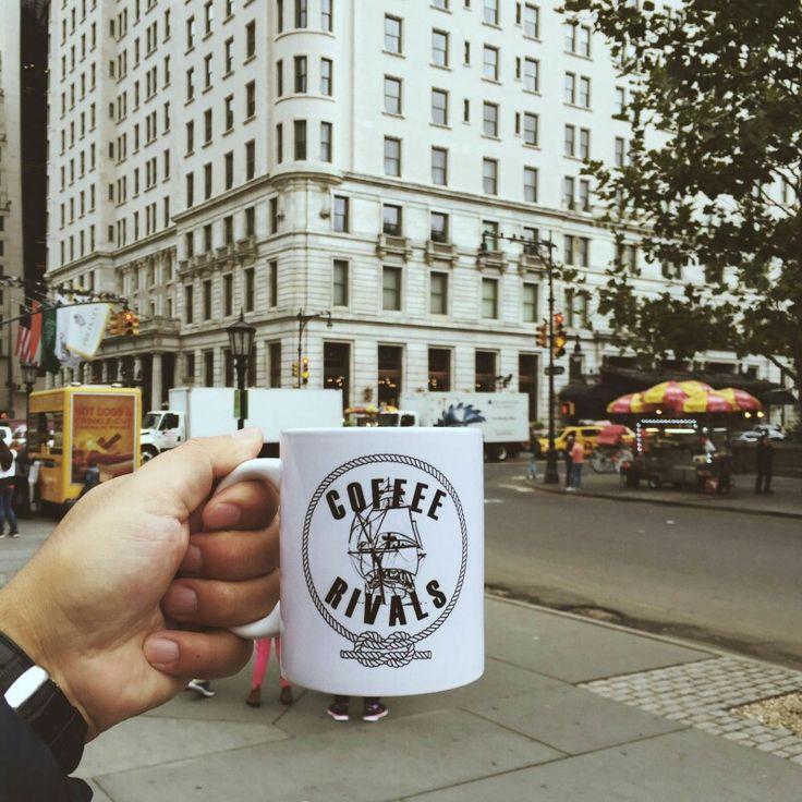 Op #reis krijgen we #inspiratie voor nieuwe dingen. Nieuwe #coffeerivals #mokken komen er binnenkort aan in de #webshop! #Koffie #coffee #getinspired #coffeemoment