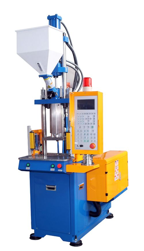 Small vertical injection molding machine | Moldings
