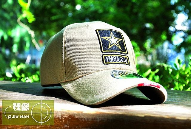 HAN WILD Brand Tactical Baseball Caps Casual Handsome Summer UV Star Embroidery Cap US Strap Back Army Hats Like if you are Excited! Visit our store