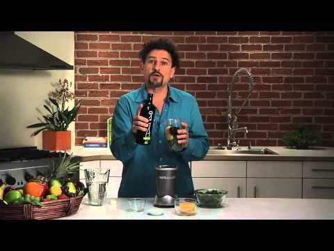 Its important to eat something before working out, so you have enough energy to make it through your workout - but ensuring you eat something healthy is crucial! David Wolfe shows us an excellent Blast recipe that will keep you hydrated and keep you moving.   Follow us!  http://nutribulletblog.com/ http://www.facebook.com/thenutribullet http://...