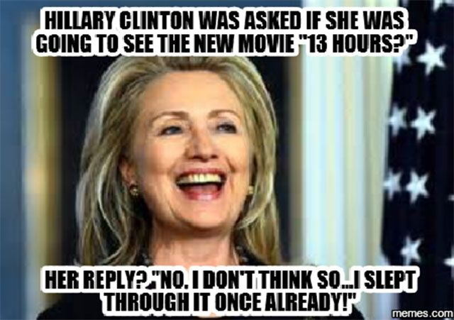 Memes Hillary Clinton Wishes She Could Delete - EEnteresting