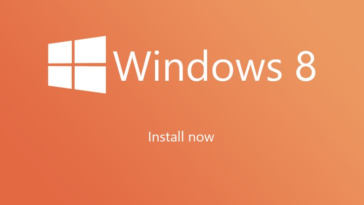 ... install Windows 8 with upgrade media without a previous version of