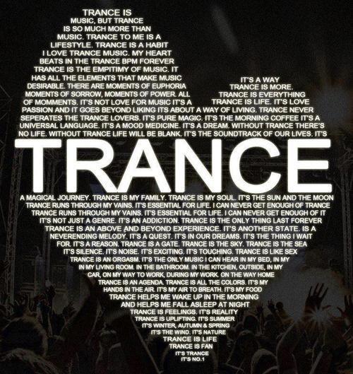 Trance #EDM