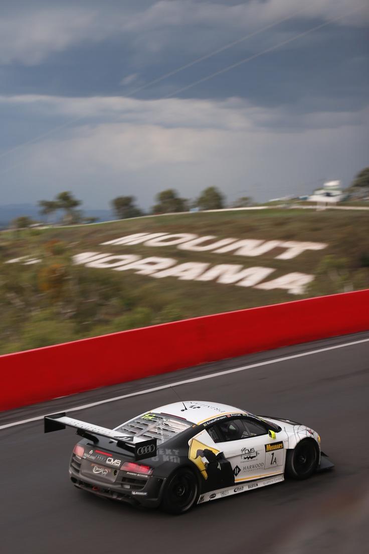 Mount Panorama, Bathurst. #AudiMotorSport