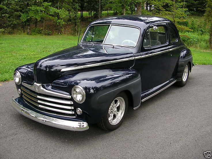 1948 Ford Coupe Grampa S Car Ford Pinterest Ford