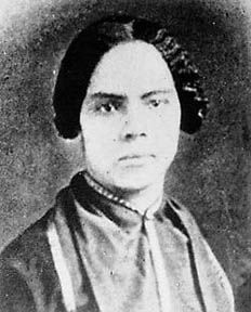 Mary Ann Shadd, was born a free black in Wilmington, Delaware. The first  black woman in North America to edit a weekly paper... anti-slavery efforts & editorials... At a time when it was still uncommon for women to speak in public, she lectured frequently in the United States against slavery & for black emigration to Canada. ...1883; becoming one of the first black female lawyers in the country. Born 10/9/1823. Died in 1893, fighting for Civil Rights to the end.