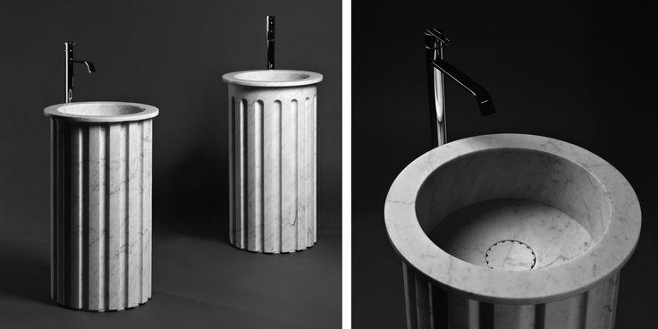 Atene sketch by Antonio Lupi bathrooms collection #design #interior #interiordesign #home #madeinitaly #italiandesign #london #dimoradesignlondon