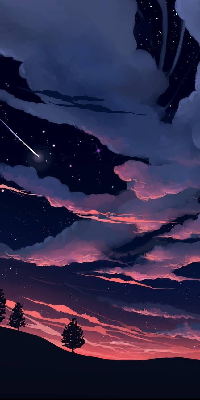 Pin By Camila On Drawing Likes In 2020 Anime Scenery Wallpaper Scenery Wallpaper Anime Scenery